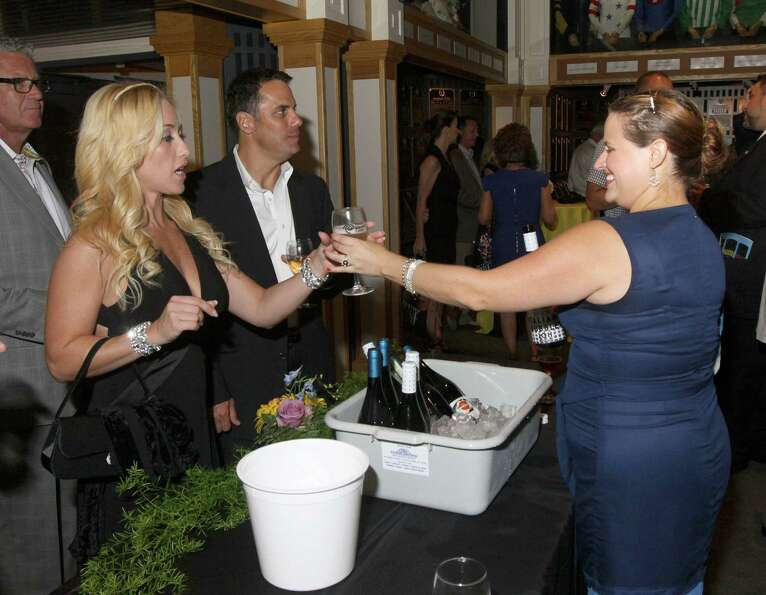 Were you seen at 14th Annual Travers Wine Tasting to benefit Senior Services of Albany's