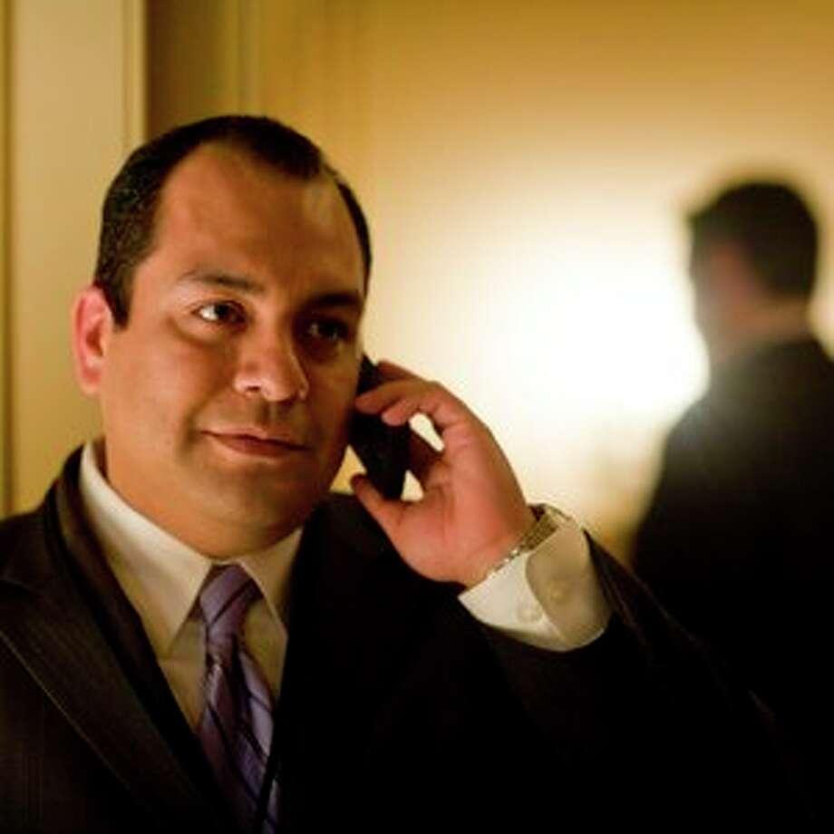 Political consultant Hector Barajas, 40, Republican, California  (Sacramento Bee/MCT)