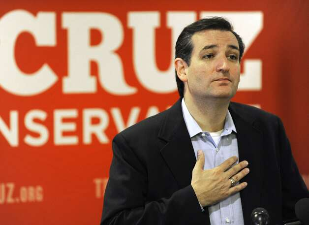 U.S. Senate nominee Ted Cruz, 41, Republican, Texas (Pat Sullivan / Associated Press)