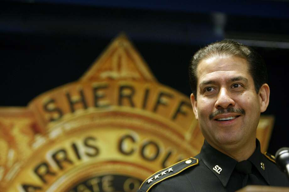 Sheriff Adrian Garcia, 51, Democrat, Texas (Johnny Hanson / Houston Chronicle)