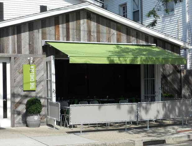 The Chelsea is a new restaurant at 12 Unquowa Place in Fairfield. Photo: Patti Woods / Fairfield Citizen contributed