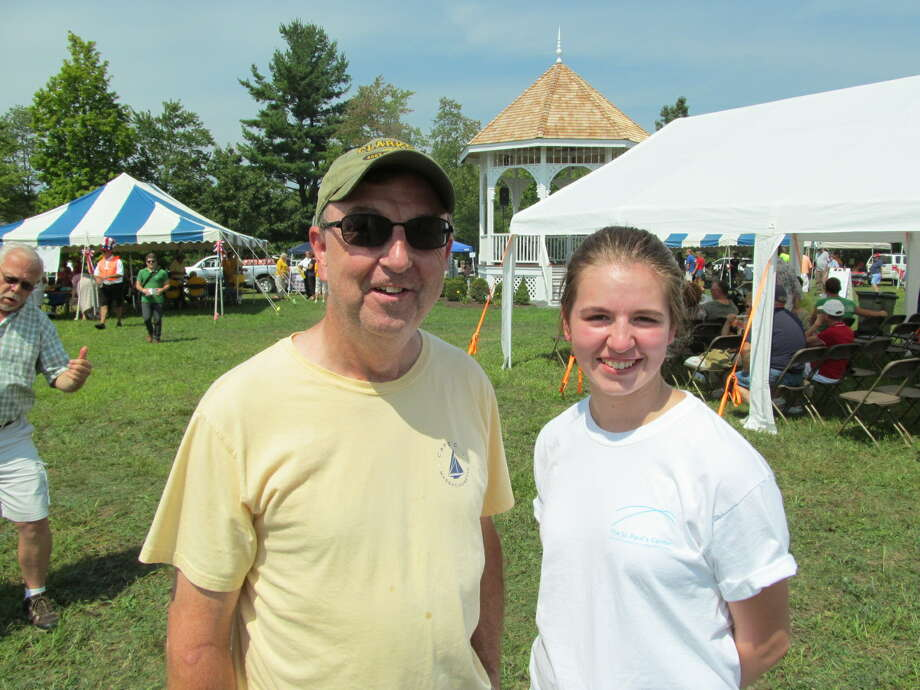 Were you Seen at the Sand Lake Bicentennial Celebration at Westfall Village in Averill Park on Saturday, August 25, 2012? Photo: Kristi Gustafson Barlette/Times Union