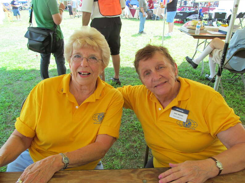 Were you Seen at the Sand Lake Bicentennial Celebration at Westfall Village in Averill Park on Satur