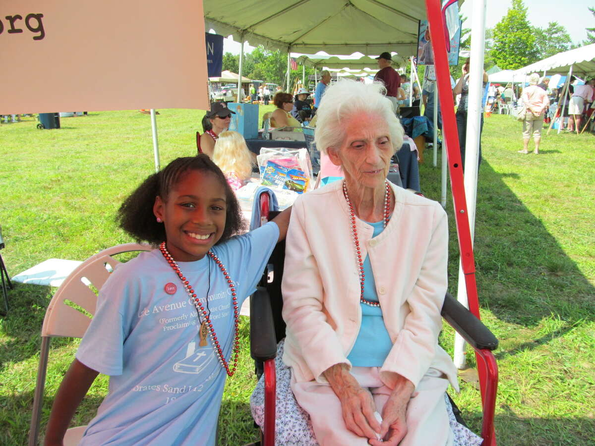 Were you Seen at the Sand Lake Bicentennial Celebration at Westfall Village in Averill Park on Saturday, August 25, 2012?