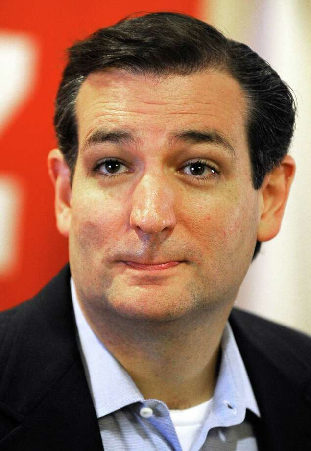 Texas Republican Senate candidate Ted Cruz speaks to the media Wednesday, Aug. 1, 2012, in Houston a day after trouncing Lt. Gov. David Dewhurst in a runoff.  (AP Photo/Pat Sullivan) Photo: Pat Sullivan / AP