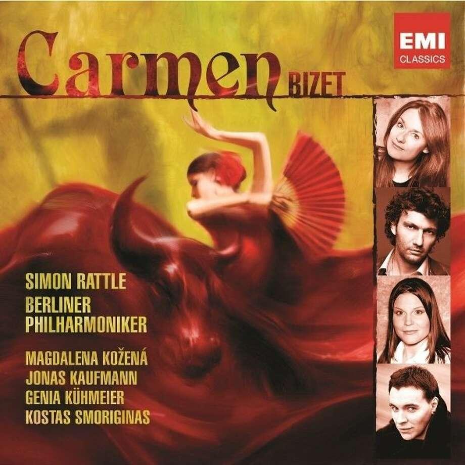 CD cover Photo: EMI Classics