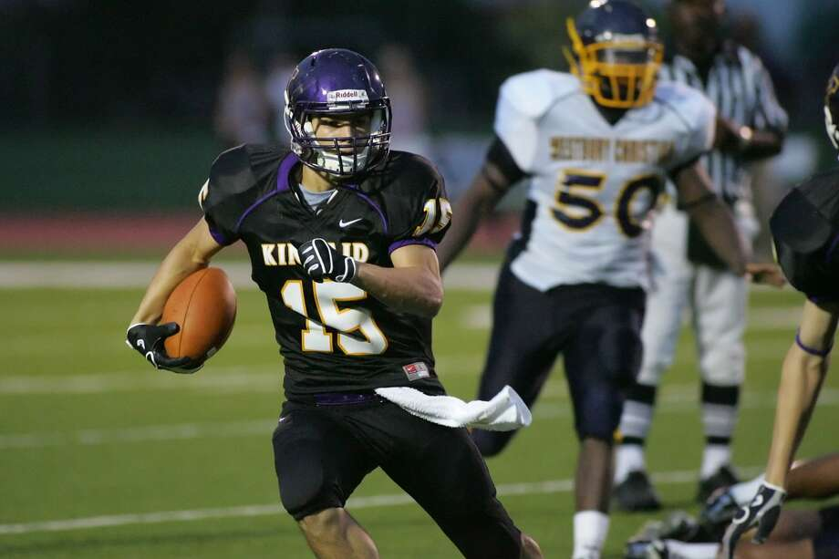 Kinkaid wide receiver Macan Wilson