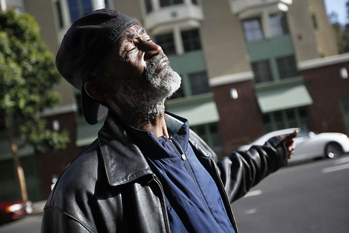 Lubbie Sevier, 66 at Taylor and Ellis in San Francisco, Calif. on Thursday, Aug 23, 2012.