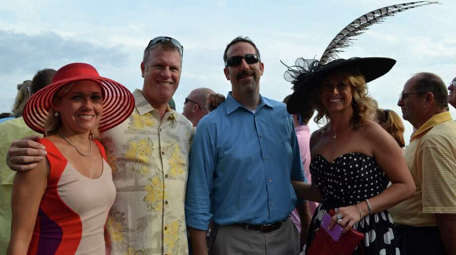 Were you Seen at Travers at the Saratoga Race Course on Saturday August 25th? Photo: Photos By Diana Hawkins
