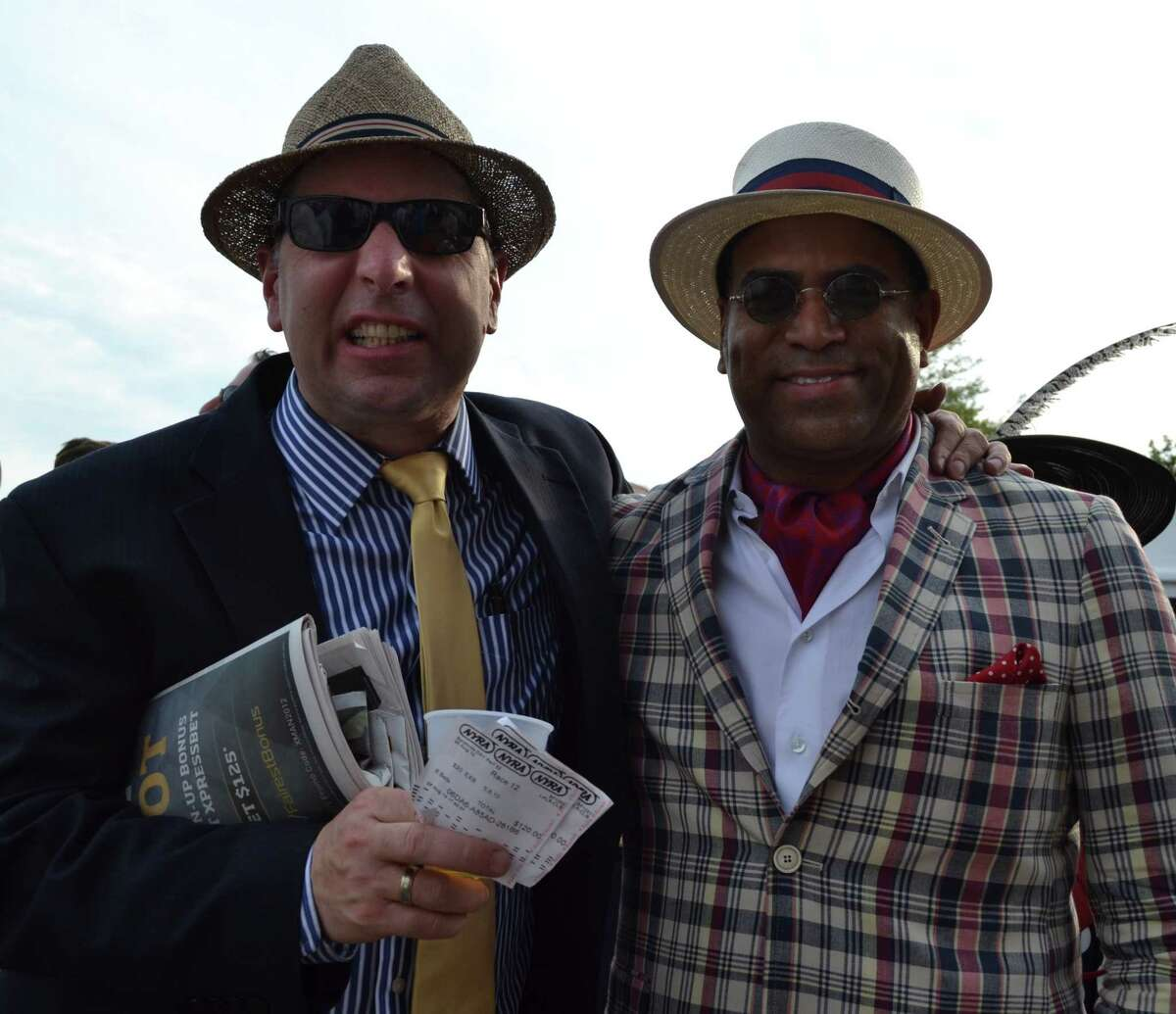 Were you Seen at Travers at the Saratoga Race Course on Saturday August 25th?