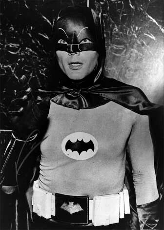 "Adam West, Lakeside, 1946: Holy alumni, Batman! Adam West, shown here in 1967, was another famous Lion. He's also known to younger generations for his role on ""Family Guy,"" and also had the lead in the 1991 NBC pilot ""Lookwell,"" poduced by Conan O'Brien and Robert Smigel. Photo: Getty Images"