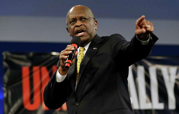 2011: Herman Cain Photo: Chris O'Meara, Associated Press / AP