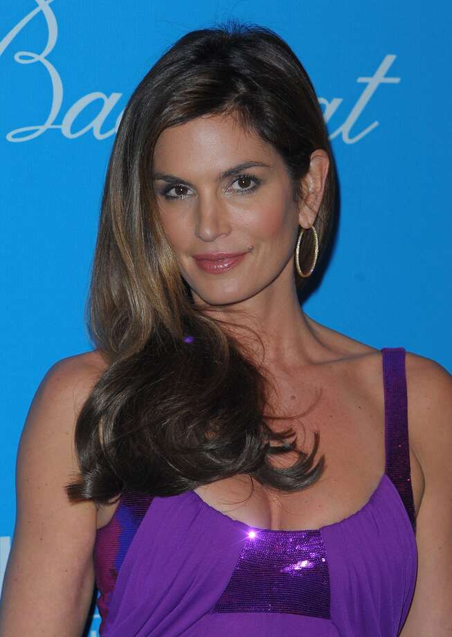 Cindy Crawford, former model:The former model has supported Democrats in the past, but she is now using her star power to help Mitt Romney.