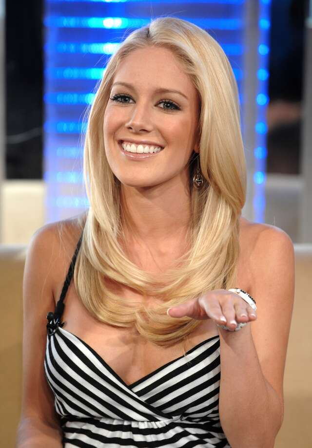 Heidi Montag, actress: The MTV starlet hasn't given money to Republicans recently, but she is active in politics. She endorsed John McCain in 2008.