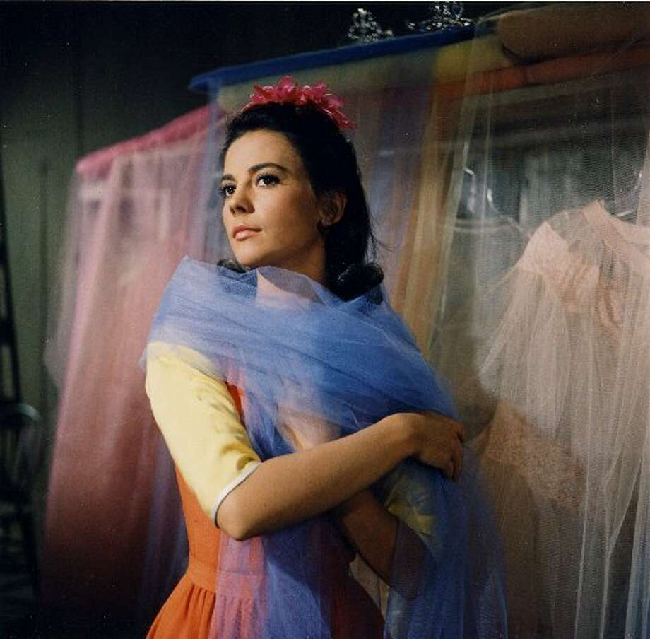 Natalie Wood starred as Maria in the 1961 musical 'West Side Story,' which was based on Shakespeare's 'Romeo and Juliet.' The film was nominated for 11 Oscars and won ten.