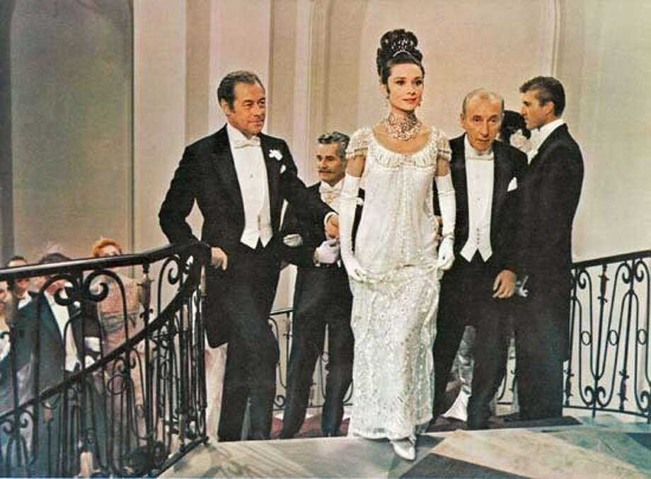 'My Fair Lady,' was based on George Bernard Shaw's 'Pygmalion.' The film won the Oscar for Best Picture in 1964.