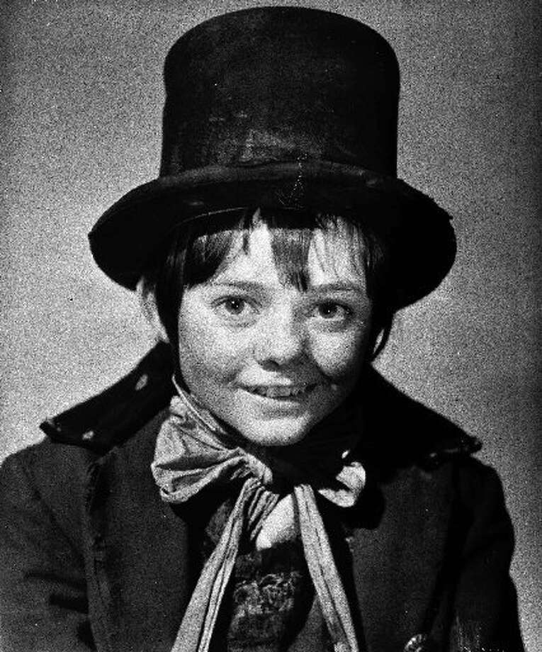 Jack Wild, shown in his role as the Artful Dodger in the 1968 film 'Oliver!' earned an Oscar nomination for his performance. The film, based on Charles Dickens' second novel, 'Oliver Twist,' won the Oscar for best picture in 1968.