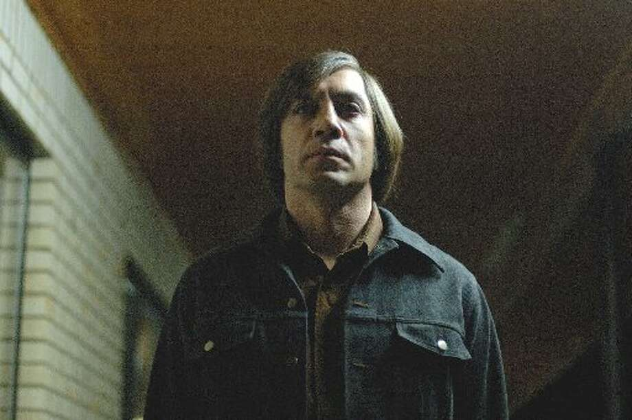 'No Country for Old Men,' based on the book by Cormac McCarthy, won 4 Oscars in 2008. Javier Bardem won for Best Actor in a Supporting Role.