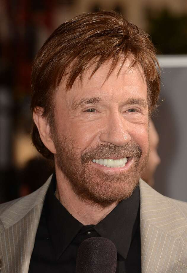 Unconfirmed: Yeah, we aren't asking Chuck Norris about his hair. I mean, who wants to get roundhouse kicked into oblivion?
