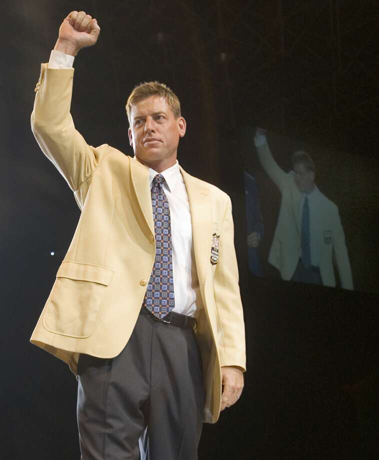 Troy Aikman, former Dallas Cowboys quarterback: Aikman gave $4,600 to John McCain's presidential campaign in 2008.