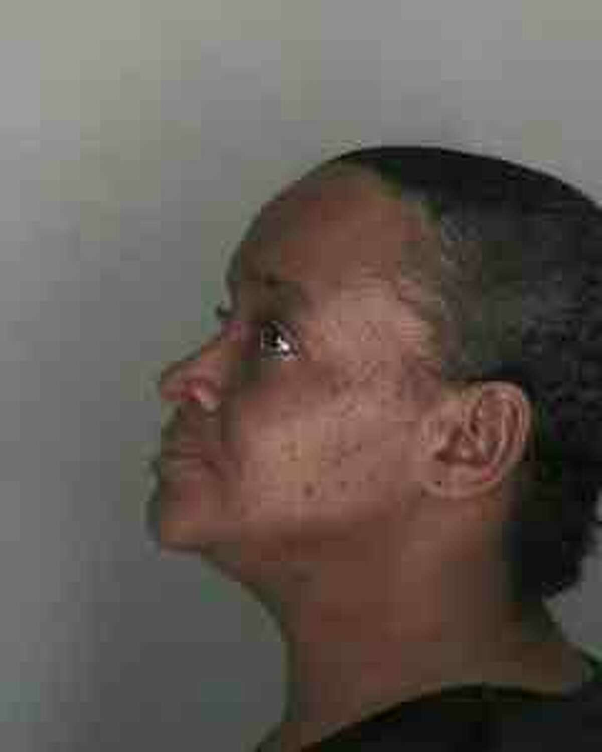 acqueline M. Smalls, 49, of Van Vranken Avenue, Schenectady was arrested Monday, Aug. 27, 2012 after allegedly stabbing her boyfriend, Adrian King, 51, to death. Smalls was charged with first-degree manslaughter. (Schenectady Police Department)