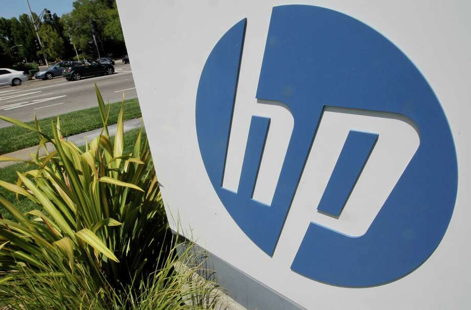FILE-This Tuesday, Aug. 21, 2012, file photo, shows an exterior view of Hewlett Packard Co.'s headquarters in Palo Alto, Calif. The PC business is faltering amid shifting technology trends since Apple Inc. shifted the direction of computing with the release of the iPhone in June 2007.  HP's market value has plunged by 60 percent to $35 billion, while Dell's market value has also plummeted by 60 percent, to about $20 billion. (AP Photo/Paul Sakuma,File) Photo: Paul Sakuma / AP
