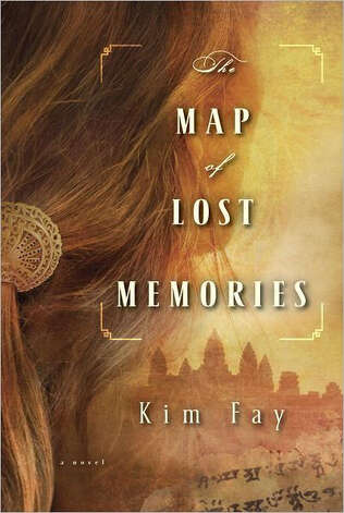 "Debut novel ""Map of Lost Memories"" by Kim Fay"