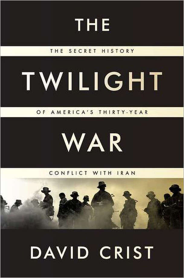 "For the United States and Iran the 1979 Iranian revolution — which replaced a U.S.-allied monarchy with a virulently anti-American theocracy — has proved to be the geopolitical divorce from hell. ""The Twilight War,"" David Crist's painstakingly researched and elegantly written account of the U.S.-Iran cold war, is an earnest chronicle of this shadowy history."