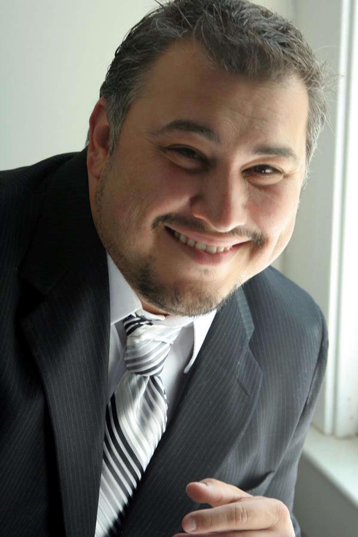 Comedian Cleto Rodriguez