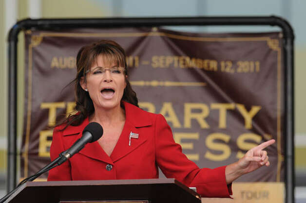 2008 Republican vice presidential nominee Sarah Palin:  Hired by Fox News -- 2010; let go by Fox News -- 2013. year.