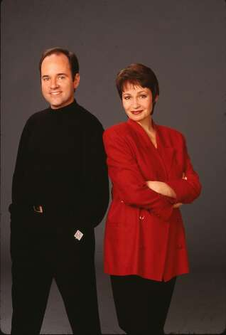 "Stephen Flaherty and Lynn Ahrens are best known for their score for ""Ragtime."" Photo: Joan Marcus"