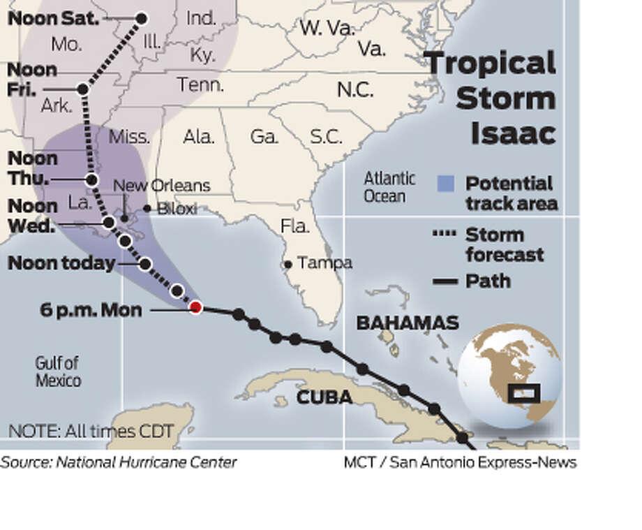 Photo: MCT, San Antonio Express-News