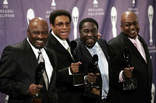 March 27The O'Jays: The legendary R&B group will perform at Arena Theatre. Photo: ED BETZ, AP / AP
