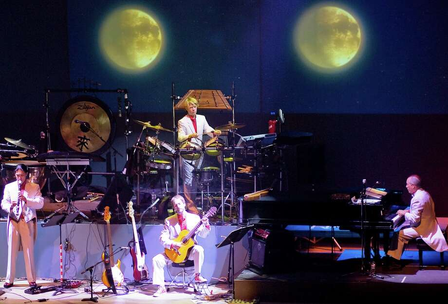 MANNHEIM STEAMROLLER: Christmas music performed with multimedia effects. 7 p.m. Dec. 30 at the Majestic Theatre,  224 E. Houston St.,  210-226-3333. $45-$75 at the Majestic box office;  $58-$89.90 at Ticketmaster. Photo: Courtesy Photo