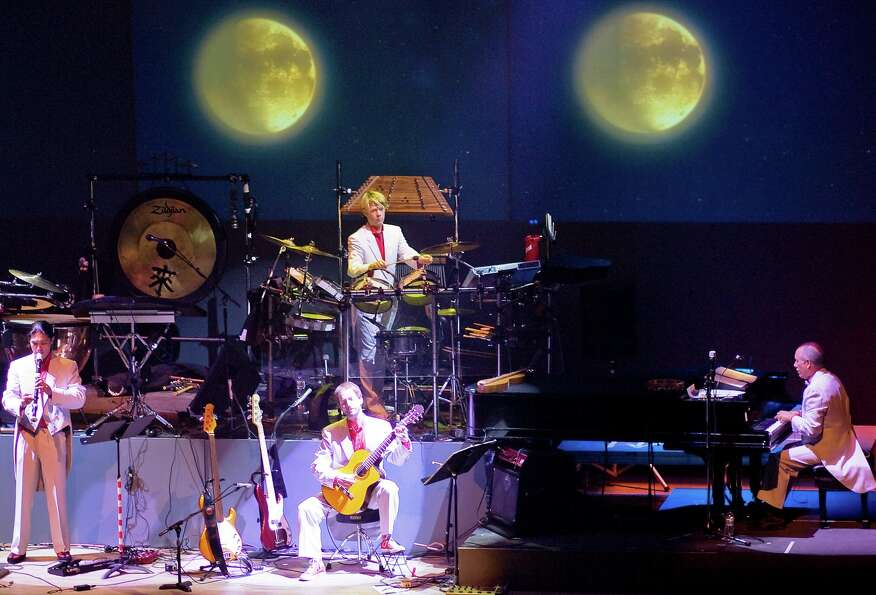 MANNHEIM STEAMROLLER: Christmas music performed with multimedia effects. 7 p.m. Dec. 30 at th