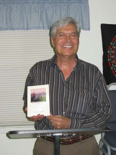 Jacob Nammar, 71,discusses his new book,