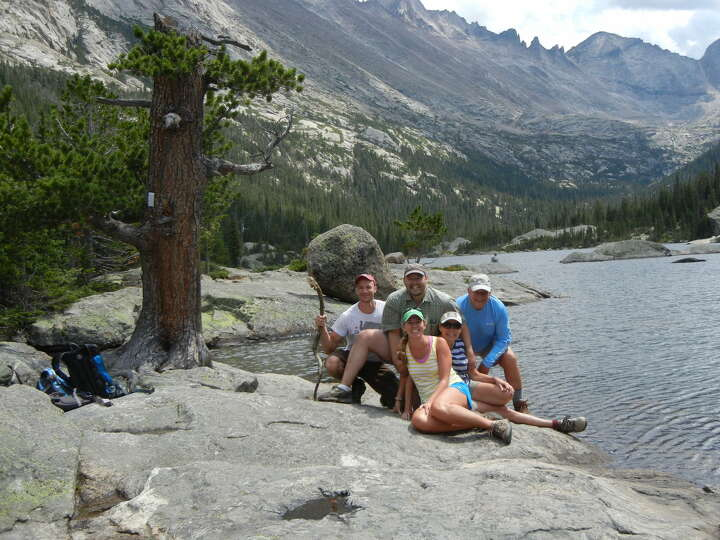 While in Colorado in 2012 for a family wedding, the Wooleys decided to return to Estes Park and see