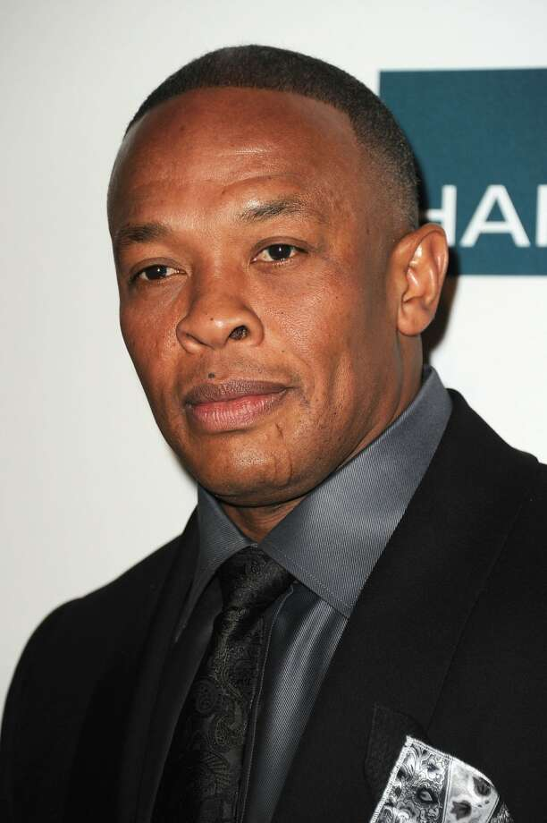 5. Rap mogul Dr. Dre arrives, $110 million. (Kevin Winter / Getty Images)