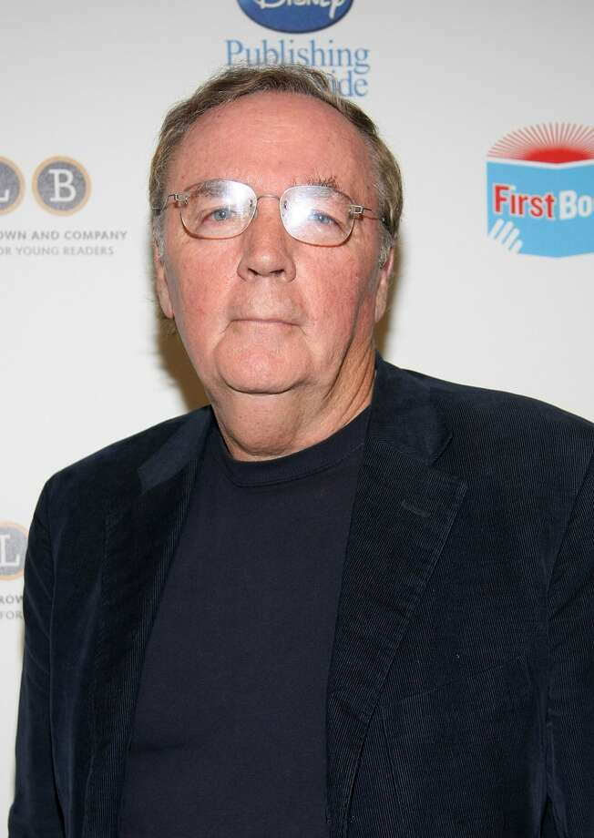 8. Author James Patterson, $94 million. (Janette Pellegrini / 2011 Getty Images)