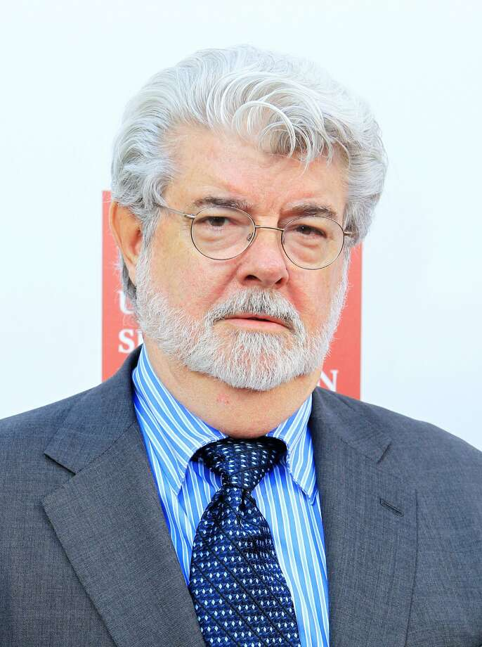 9. Producer George Lucas, $90 million. (Alexandra Wyman / Getty Images)