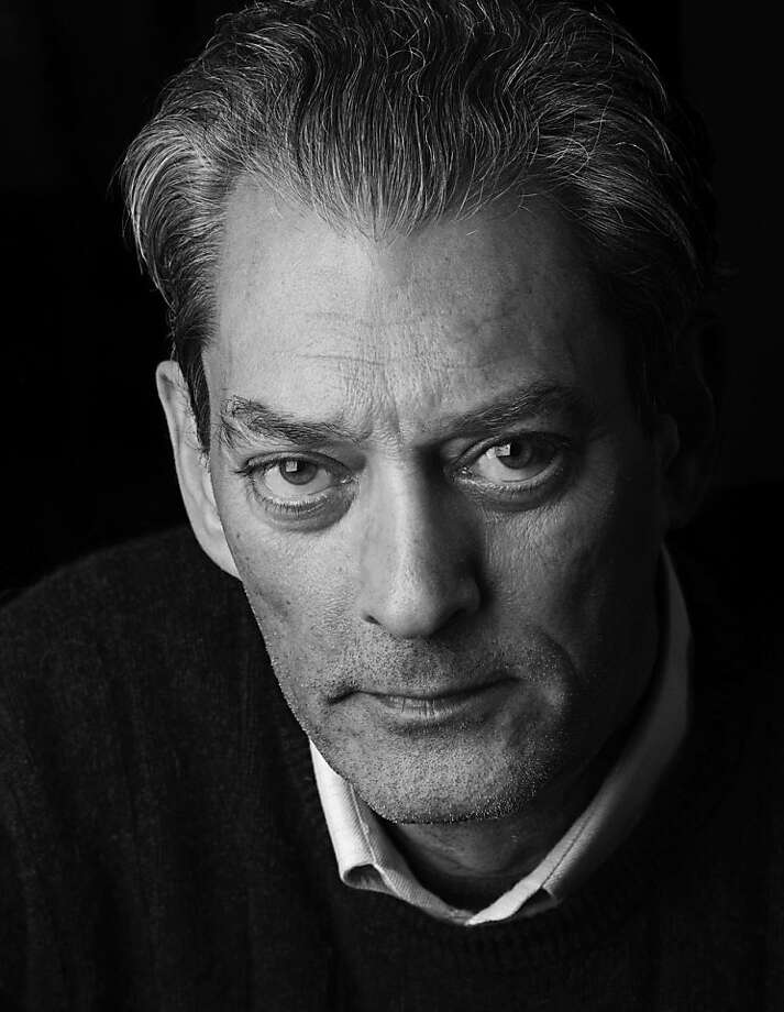 Paul Auster Photo: Paul Auster, Lotte Hansen