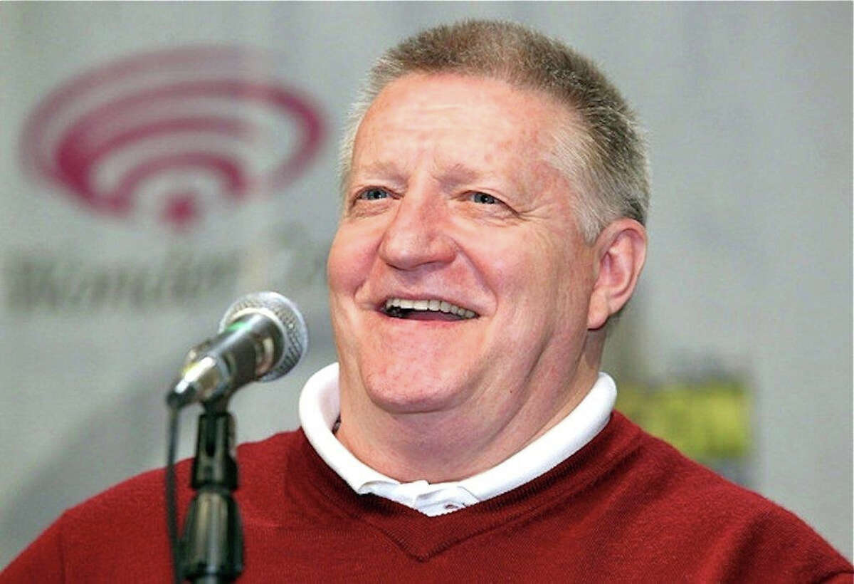 Voice actor Larry Kenney, a New Canaan resident, will address the Senior Men's Club in Morrill Hall at St. Mark's Church on Friday, Sept. 7.