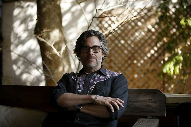"Prize-winning writer Michael Chabon will discuss his new book, ""Telegraph Avenue,"" on Sept. 11 as part of City Arts & Lectures. Photo: Siana Hristova, The Chronicle"