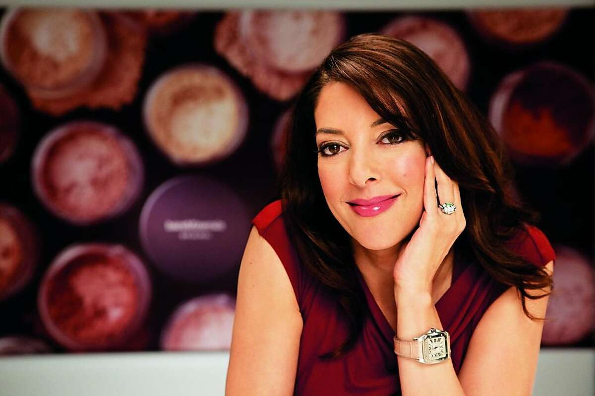 """The Bay Area's Leslie Blodgett, CEO of Bare Escentuals makeup, is profiled along with another female executive running a major company, on a one-hour special on the Oprah Winfrey Network, called """"Commander in Heels,"""" airing Sept. 3."""