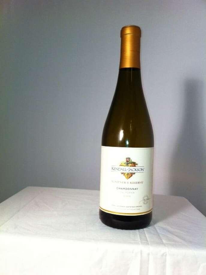 Kendall-Jackson Chardonnay Photo: Dale Robertson
