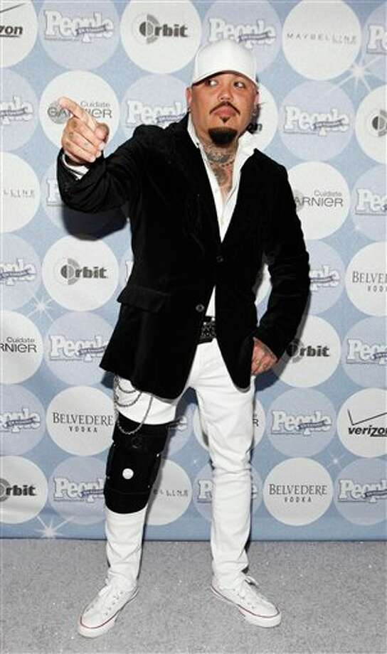 A.B. Quintanilla, with his Kumbia Kings All Starz, will perform Saturday at Festival People En Español. Photo: File Photo / AP