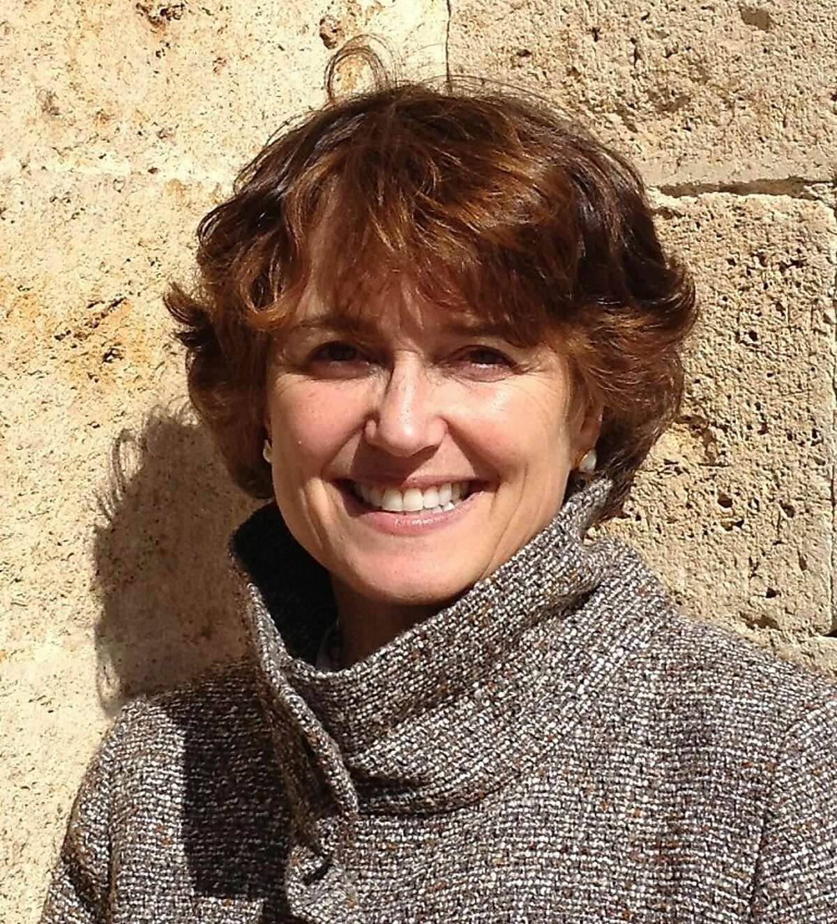 Author Lynn Stegner in a recent photo for Catching Up
