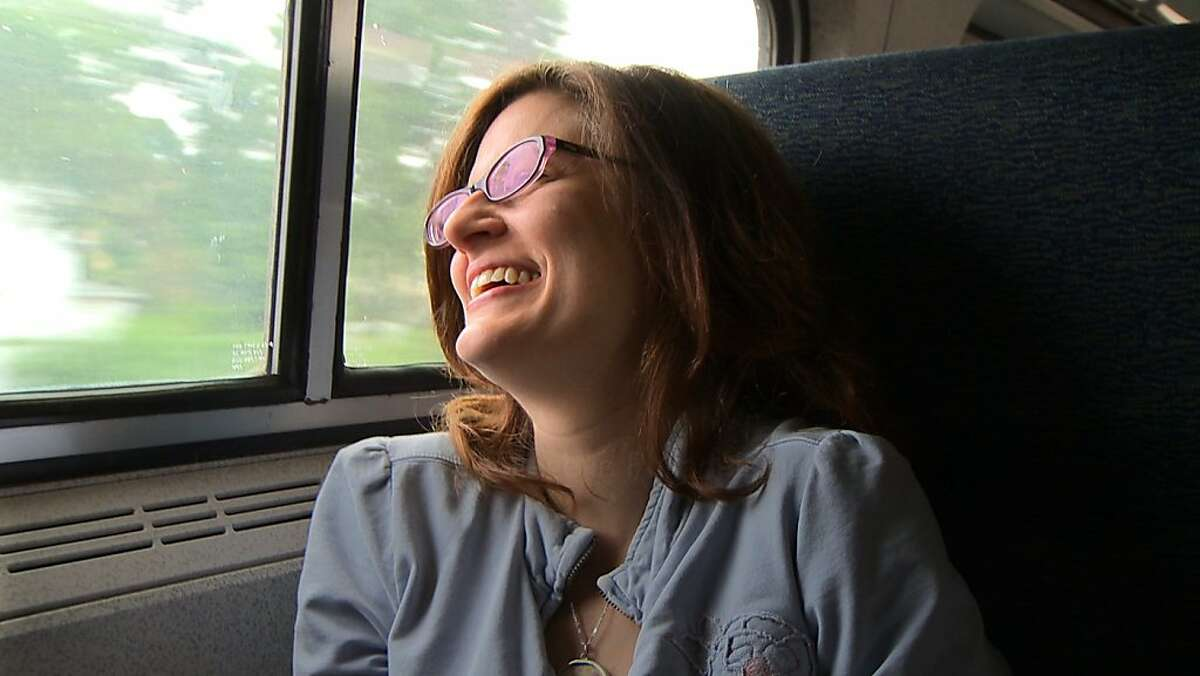 Liz Spikol, writer, journalist and mental health advocate who suffers from bipolar disorder.