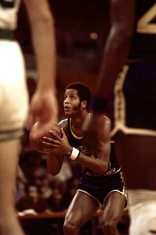 Jamaal Wilkes was termed the perfect basketball player by his college coach, John Wooden. Photo: Dick Raphael, NBAE/Getty Images