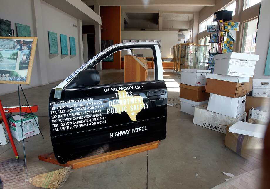 Assets of the Texas Highway Patrol Museum in San Antonio will be sold and exhibits of the charity moved to the DPS Public Safety Historical Museum. Photo: Tom Reel / ©2012 San Antono Express-News